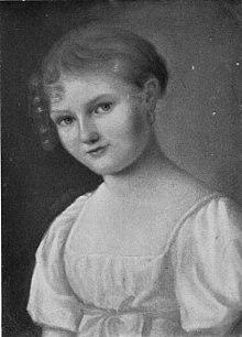 Луиза Сейдлер (1786-1866) - немецкая художница.