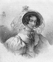 Мария дель Розарио Вейсс (1814-1843) - испанская художница и гравировщица.