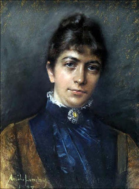 Амели Люндаль (1850-1914) - финская художница.