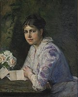 Элизабет Кейзер (1851-1898) - шведская художница.