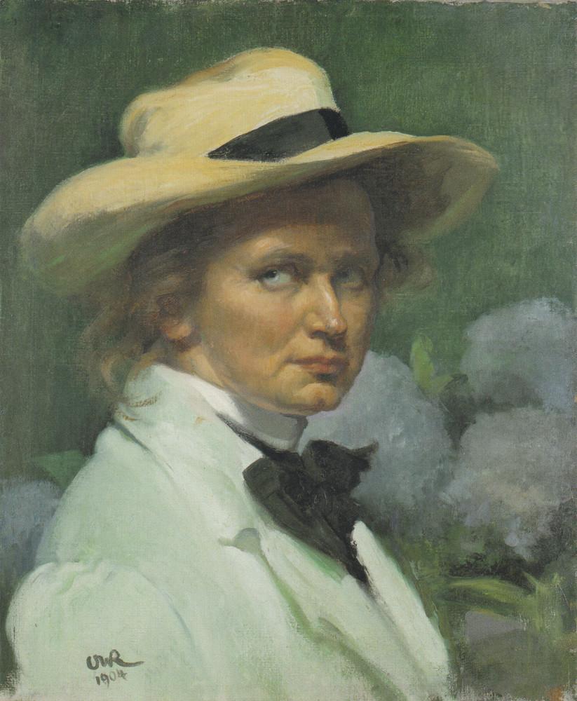 Отилия Родерштейн (1859-1937) - немецко-швейцарская художница.