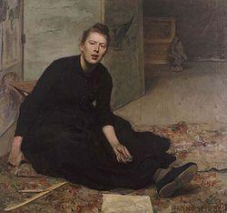Венни Сольдан-Брофельдт (1864-1940) - шведская художница, иллюстратриса и гравировщица.