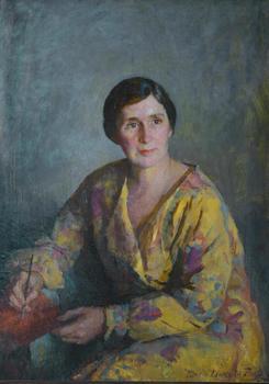 Элизабет О'Нил Вернер (1883-1979 - американская художница и писательница.