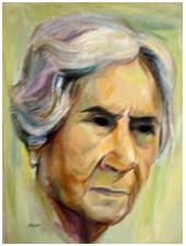 Тересита Фортин (1885-1982) - художница из Гондураса.
