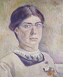 Оровида Камиль Писсарро (1893-1968) - британская художница и гравировщица.