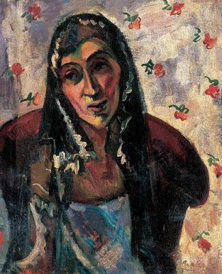 Маргрит Грабер (1895-1993) - венгерская художница.