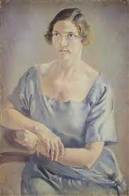 Клара Клингхоффер (1900-1970) - британская художница польско-еврейского происхождения..