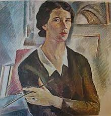 Аглая Папа (1904-1984) - греческая художница.