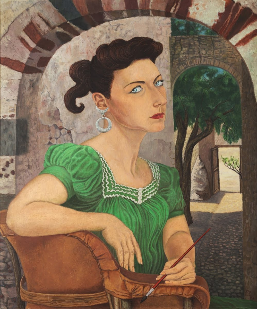 Ольга Коста (1913-1993) - мексиканская художница.