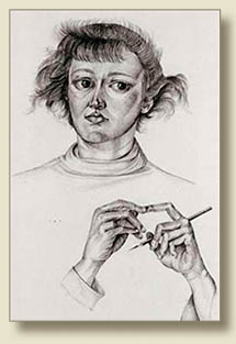 Сильвия Файн (1919-) - американская сюрреалистка и писательница.