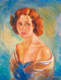 Мерием Мезиан (1930-) - марокканская художница.