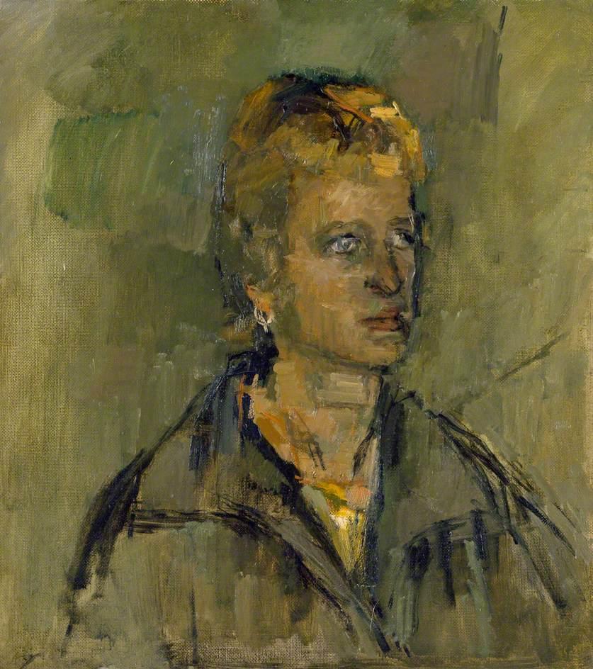 Элизабет Фринк (1930-1993) - британская художница, скульптрисса и гравировщица.