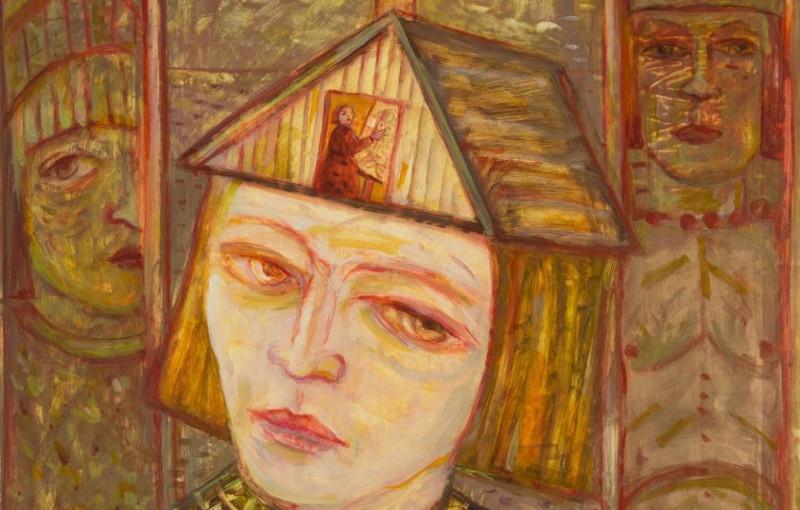 Джойс Карнес (1947-) - шотландская художница и гравировщица.