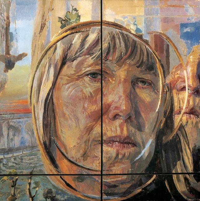 Дафна Тодд (1947-) английская художница, первая женщина-член Королевского общества художников-портретистов.