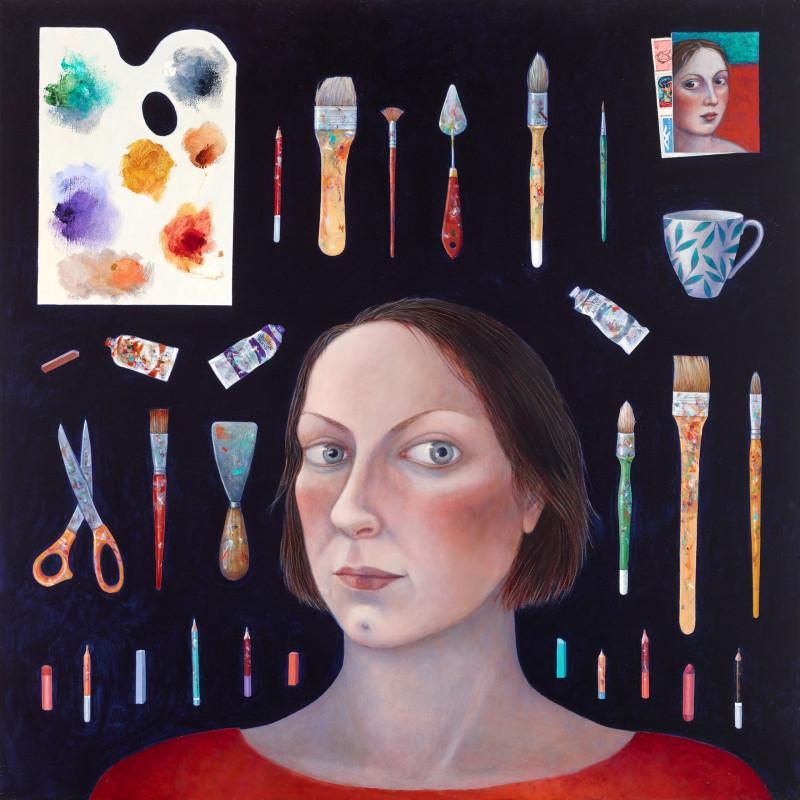 Мадлен .винч (1951-) - австралийская художница-портретистка.