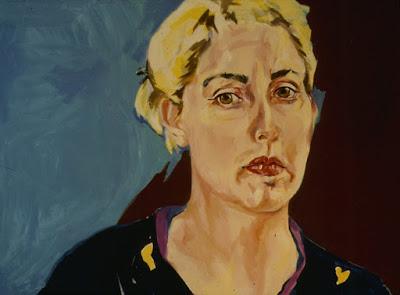 Линн Донахью (1953-2003) - канадская художница-портретистка.