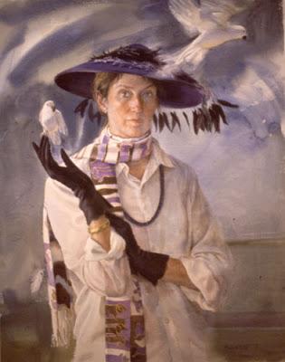 Мэри Уайт (1953-) - американская художница-акварелистка и автор шести книг о живописи.