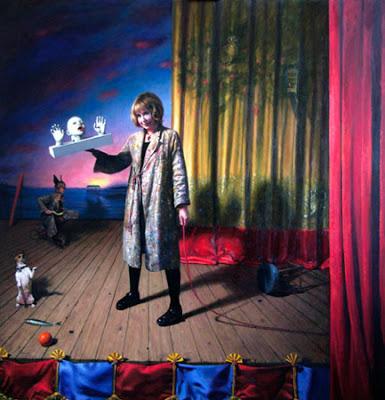 Анна Платен (1957-) -австралийская художница и график.