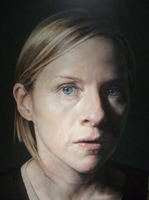 Анжела Рейлли (1966-) - шотландская художница-портретистка.