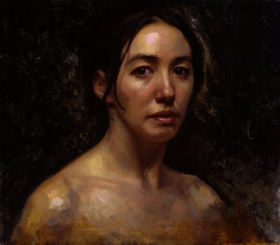 Кейт Леман (1968-) - британская художница, известная своими портретами и интерьерными сценами.