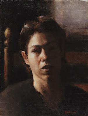Дана Левин (1968-) - американская художница известная реалистичными натюрмортами и портретами .