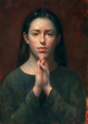 Джульет Аристидес (1970-) - американская художница-реалистка.