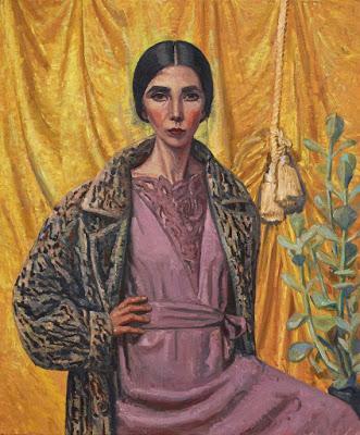 Иветт Коопперсмит (1980-) - австралийская художница, известная автопортретами и натюрмортами.