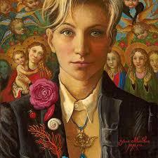 Яна Мовчан (1971-) - украинская художница.