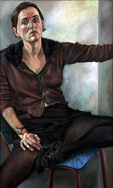 Дебора Пойнтон (1970-) - южноафриканская художница.