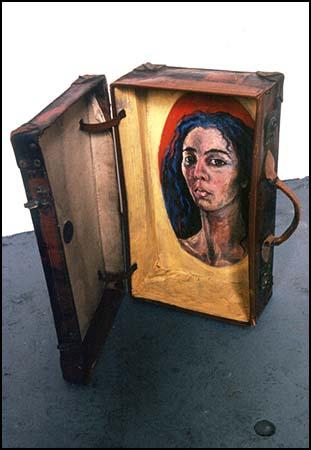 Изабель Борг (1959-2010) - художница с Мальты.