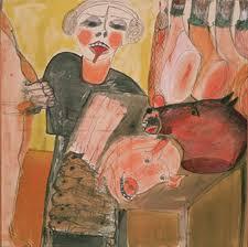 Кароль Рама (1918-2015) - итальянская художница-самоучка.
