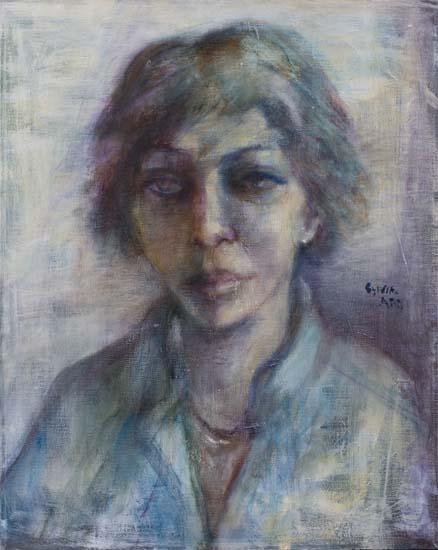 Сильвия Ари (1923-2015) - канадская художница.