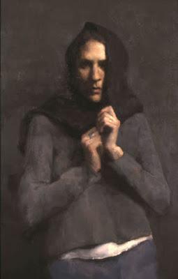 Каролин Пиформ (1971-) - американская художница, пишущая портреты и интерьерные сцены.