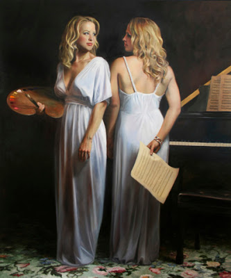 Анна Роуз Бейн (1985-) - американская художница.