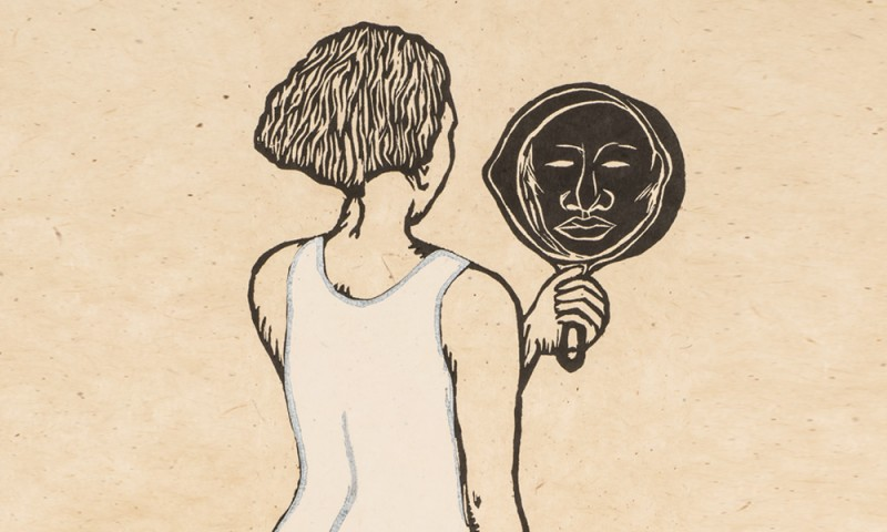 Элисон Саар. Отражение.