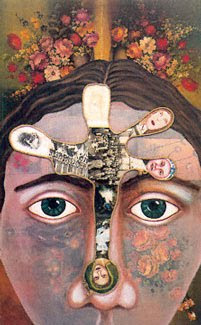 Лесли Саар. Портрет художницы Алоизы Корбаз.
