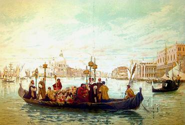 Клара Моонтальба Венеция.