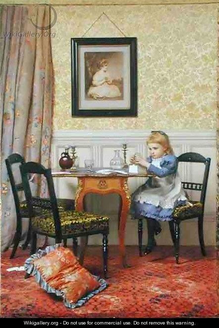 Кейт Хайлер Детство.