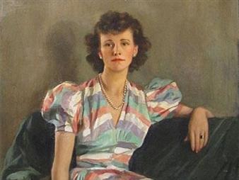 Эллен Эммет Ренд Женский портрет