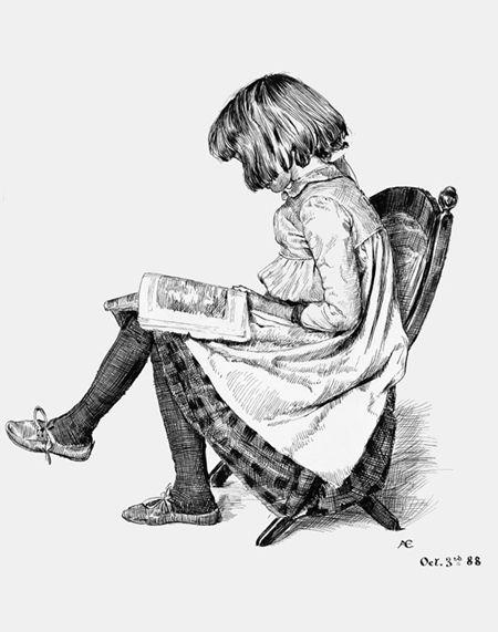Розина Эммет Шервуд Не найдя поддержки в окружающем мире, она обратилась к миру книг