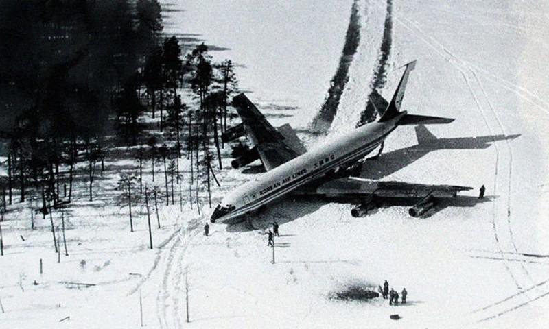 Louhen Korpijärvi, kevät 1978