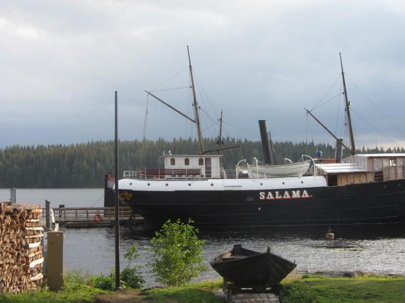 Salama-museohöyrylaiva (Savonlinna)