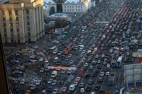 машины в Москве