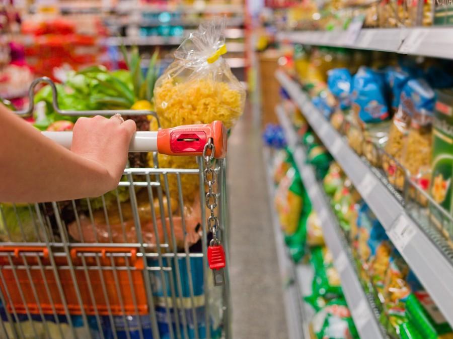 цена на продукты питания