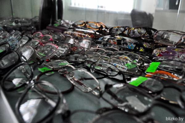 Бабушкины очки 3