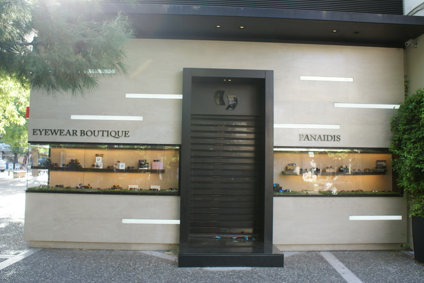 Panaidis eyewear boutique