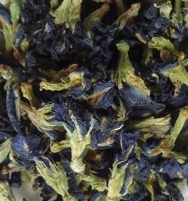 синий чай клитория