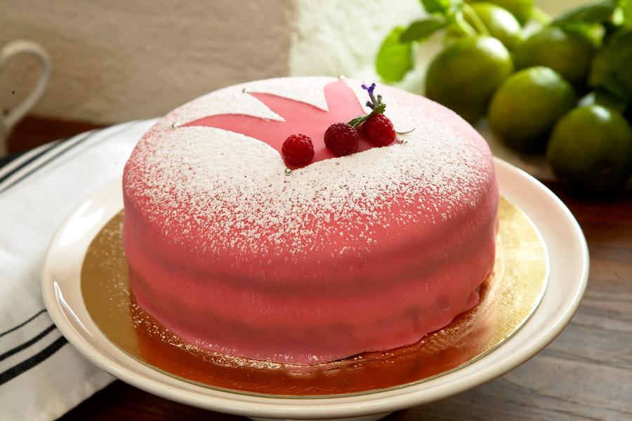 Шведский торт Принцесса