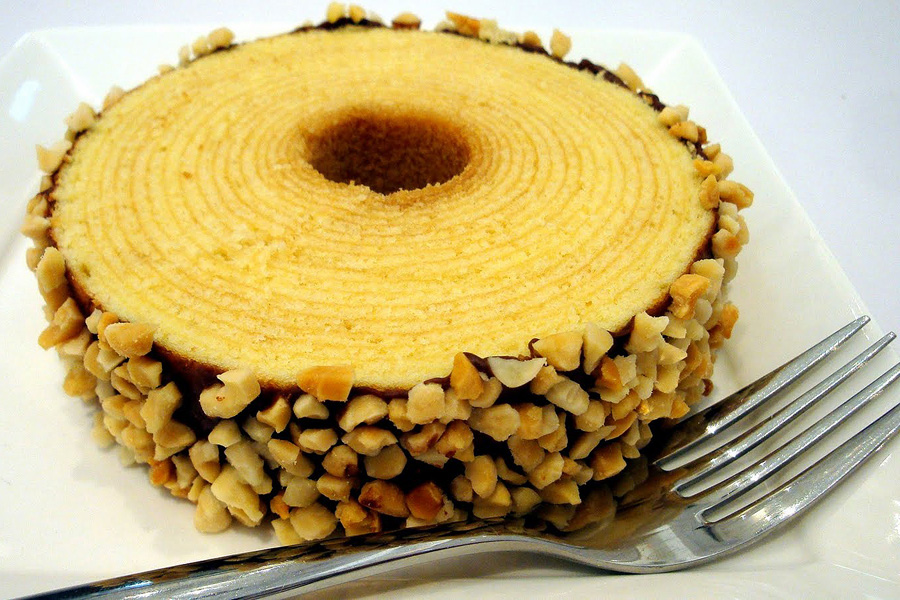 как приготовить торт шакотис баумкухен