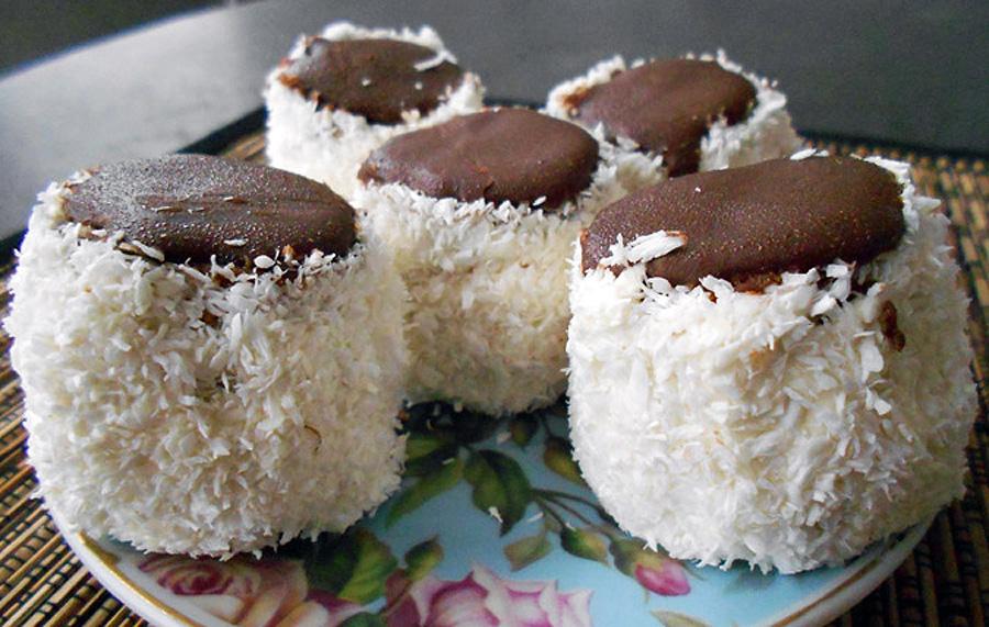 пирожное Ушанка